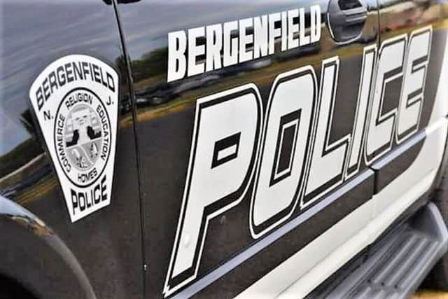 Bergenfield police.