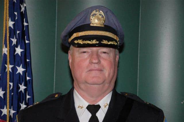 Acting Westchester County Police Commissioner Martin McGlynn