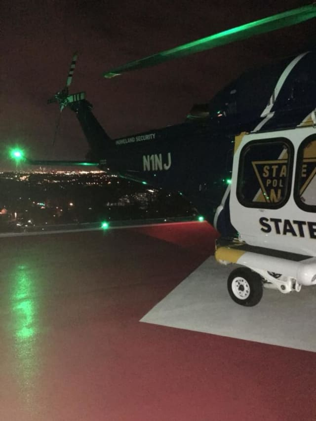 NorthSTAR Air Medical Helicopter (NJSP)