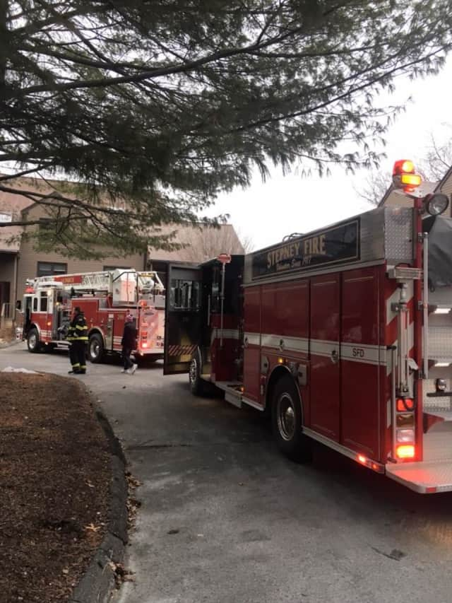 Both departments responded to Northbrook Condos twice in 24 hours.