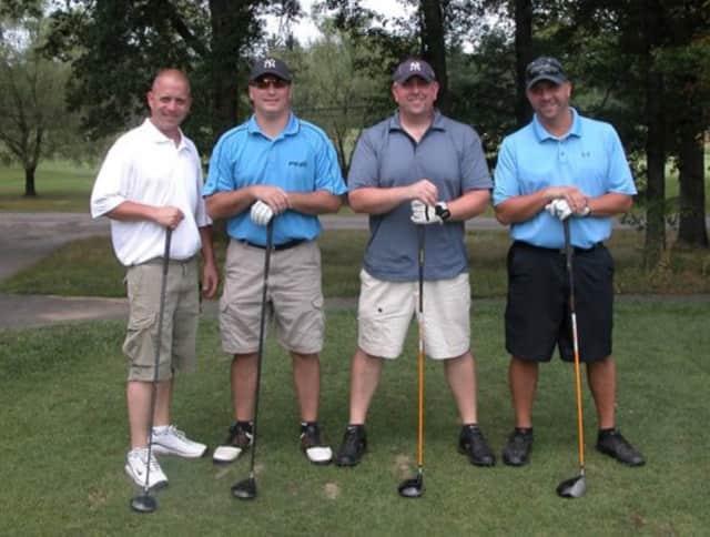 Golfers at Preakness Valley Golf in Wayne.
