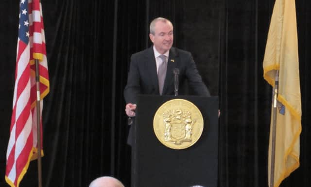 NJ Governor Phil Murphy keeps the Affordable Health Care Act alive in Hackensack.