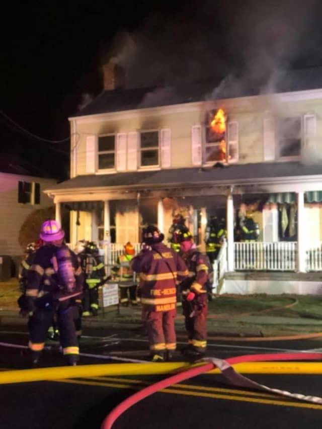 51 Main Street fire