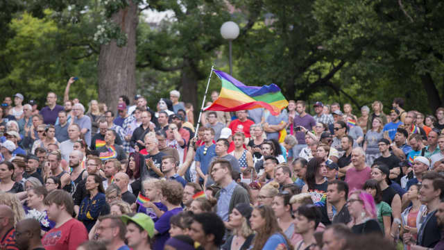 Rockland County will hold a candlelight vigil at 5 p.m. Wednesday in honor of the victims of the Orlando nightclub attack.
