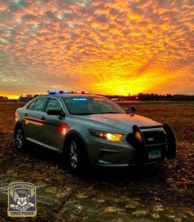 Connecticut State Police.