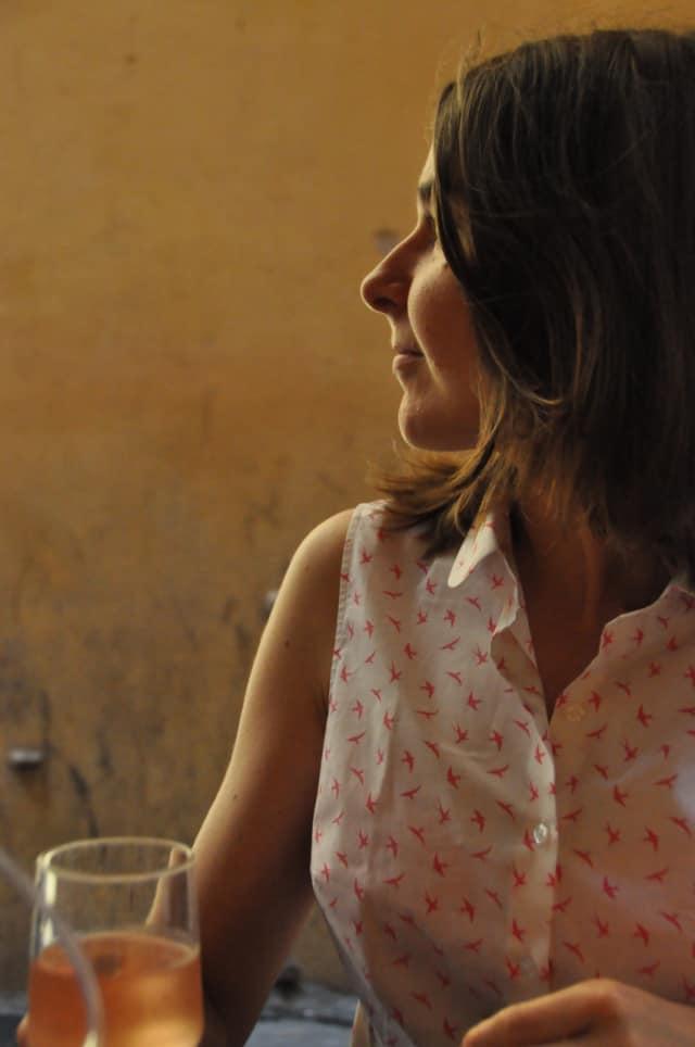 Rosé is a favorite summer wine.