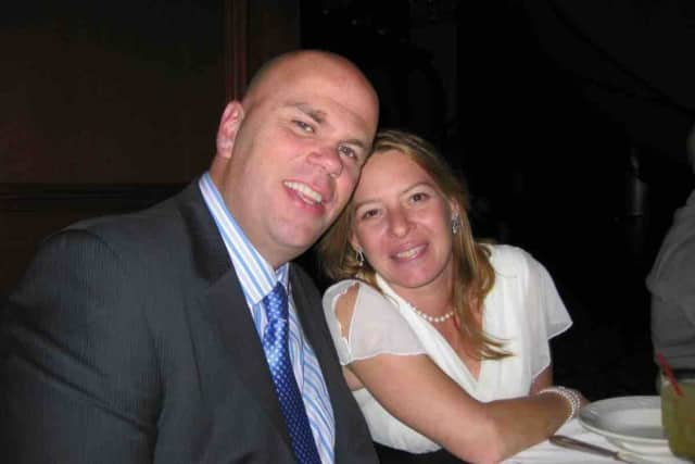 Michelle Breslin Rogan and husband John Rogan of Lyndhurst.
