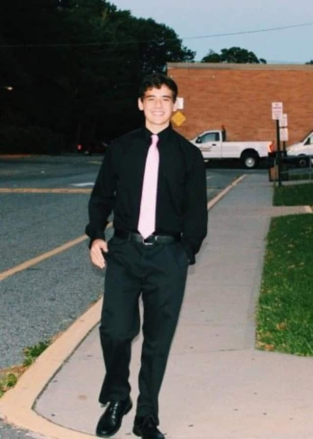 Saddle Brook's Andrew Gutierrez died suddenly.