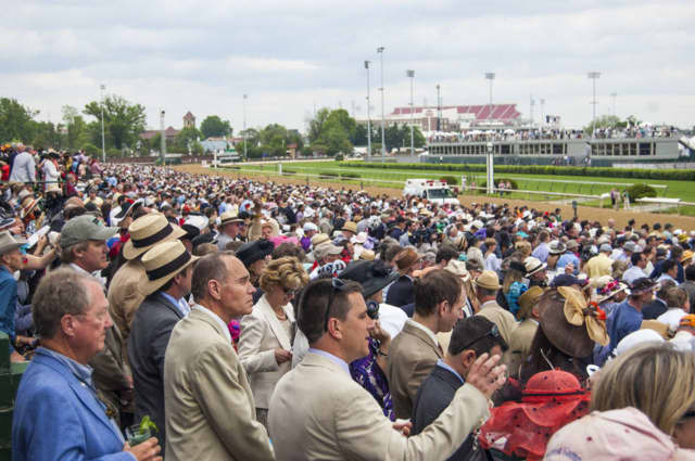 The Kentucky Derby is Saturday, May 7 at 6:34 p.m.