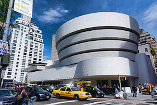 Residents can get free museum passes to almost all local and New York City museums including the Guggenheim Museum by reserving a pass at the Scarsdale Library.