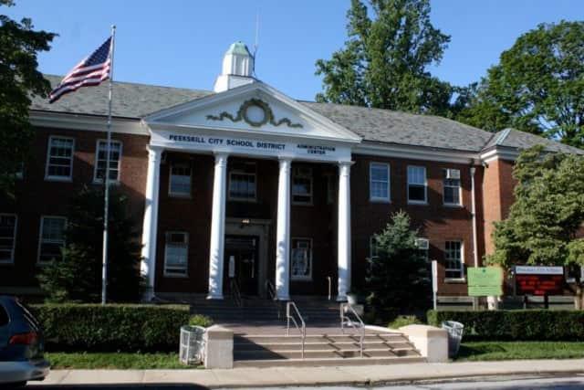 The Peekskill School District had a lockdown drill Nov. 9.