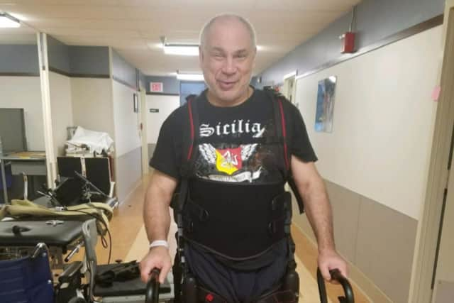Scott Fellini suffered a stroke. Thousands have been pouring in to help him.