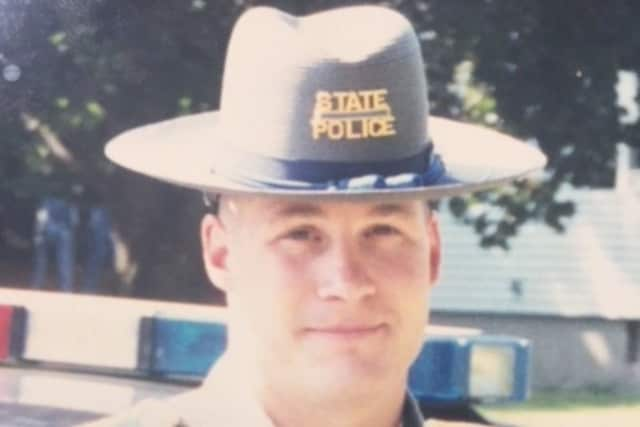 "A ""fallen officer fund"" scam is making the rounds in Fairfield County in the wake of the recent death of Connecticut State Police trooper Kevin Miller."