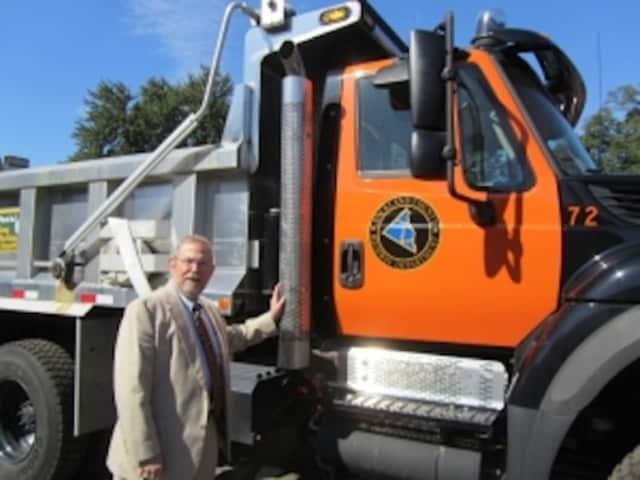 "Rockland County Highway Superintendent Charles ""Skip"" Vezzetti"