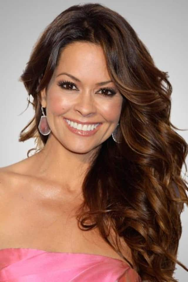 Brooke Burke is a TV host, actress, dancer, model, and author.