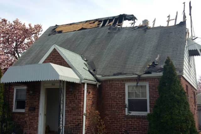 A Garfield man lost nearly everything in a fire that ravaged through his house Tuesday night.