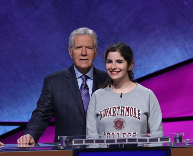 "Ridgewood college student takes home $26,000 on ""Jeopardy! College Championship."""