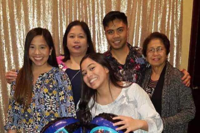 The Acosta family.
