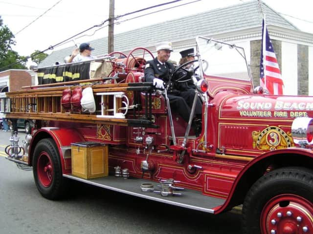 Sound Beach Volunteer Fire Department plans to go forward with its parade on Monday, Memorial Day.