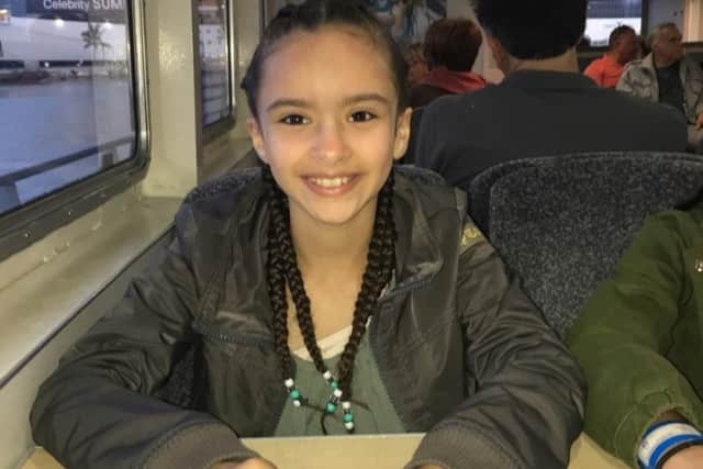 Miranda Vargas, 10, was killed in last week's horrific Route 80 Paramus school bus crash.