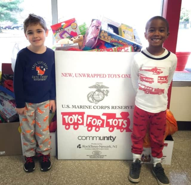 The Little Tor Elementary Student Council in New City promoted the Toys for Tots drive this holiday season by organizing Pajama Day for students. The school has filled 15 boxes of toys for this cause.