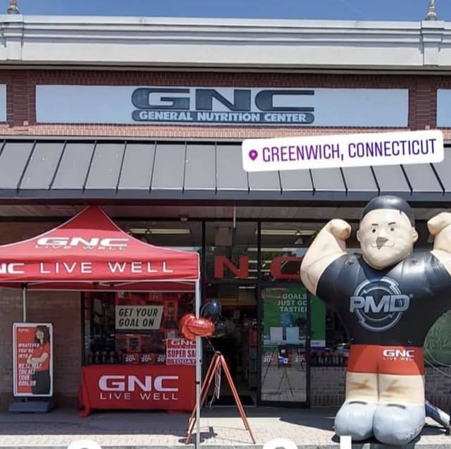 Riverside GNC in Greenwich has been running for more than 20 years and will keep running even after the company filed for Chapter 11 bankruptcy.