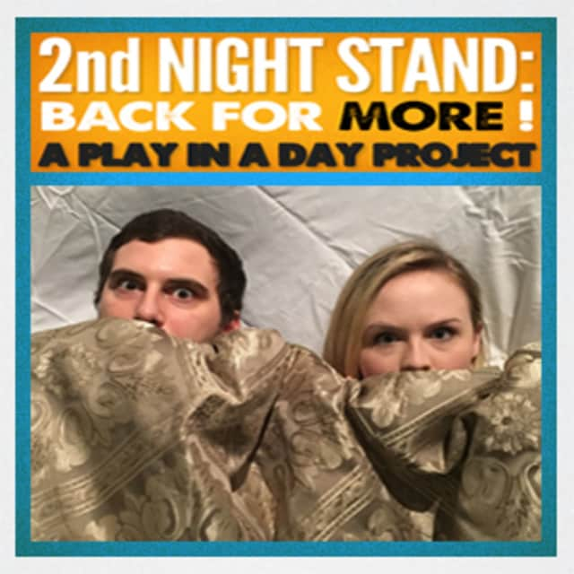 """Area actors, playwrights, directors, producers may take part in the """"2nd Night Stand Friday, Jan. 13 to Saturday, Jan. 14."""