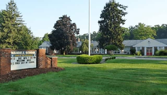 The Wandell School in Saddle River.