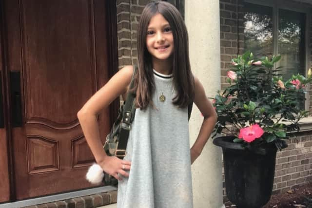 Sofia Evelich of Paramus is fighting for her life.