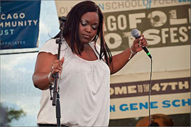 Harlem-native Shemekia Copeland performs Oct. 6 at Mexicali Live in Teaneck.