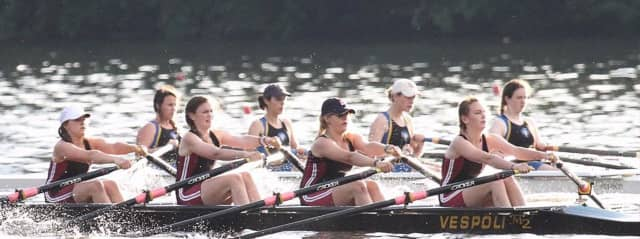 Ridgewood middle schoolers are invited to join a learn to row program.