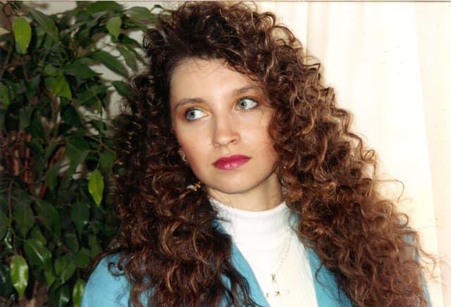 The murder victim, Agnieszka Ziemlewski.
