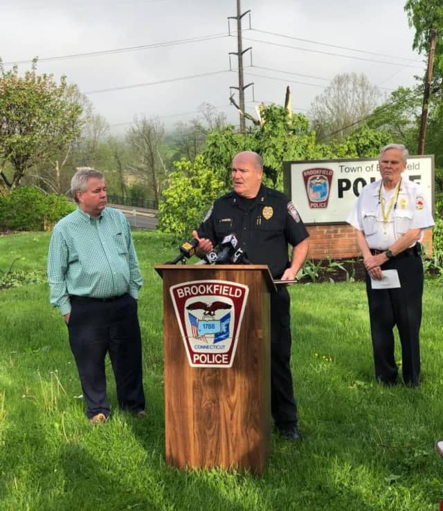 Officials in Brookfield offered an update on recovery efforts on Wednesday morning.