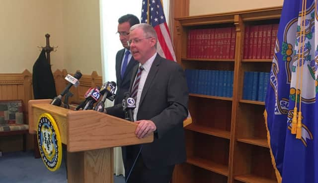 Gov. Dannel P. Malloy has named Gregory D'Auria of Hebron to the State Supreme Court.