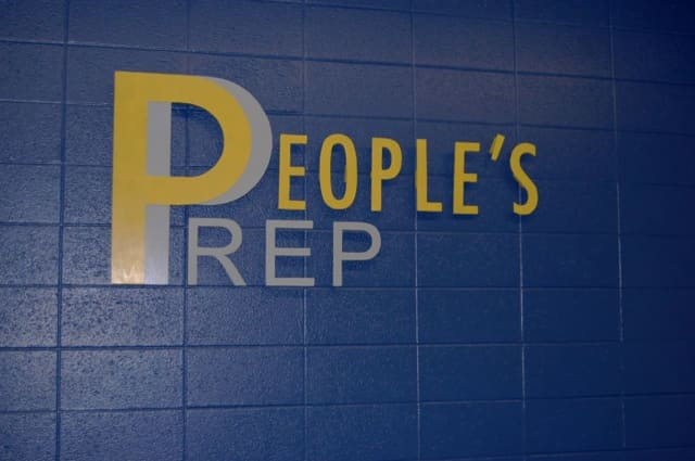 People's Prep in Newark