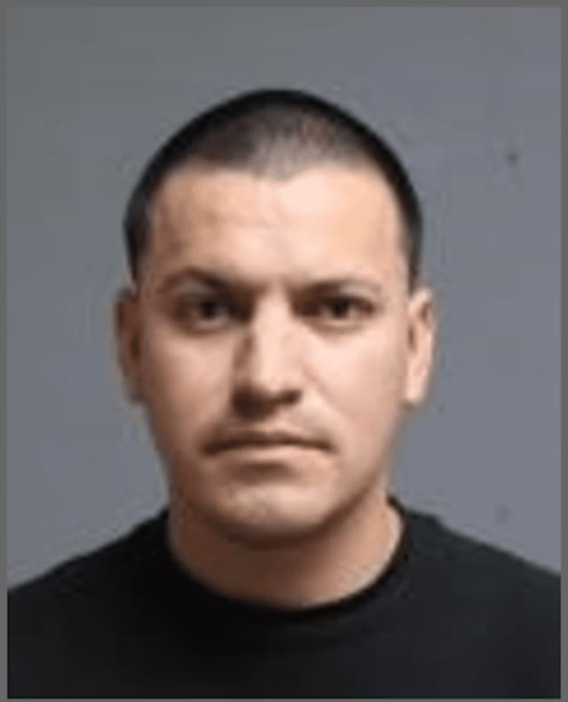 Jorge Escobar, 29, was arrested in New Rochelle driving with a blood alcohol content more than double the legal limit on I-95.