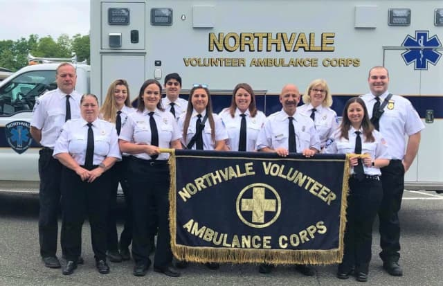 Members of Ambulance 226.