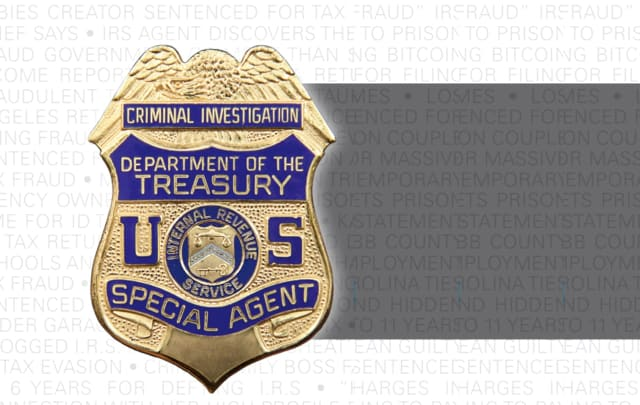 IRS-Criminal Investigation