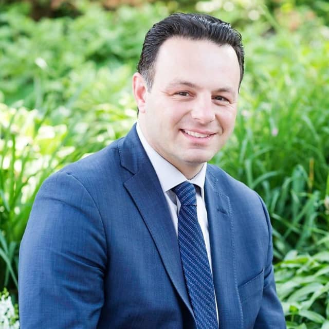 Mayor Andre Sayegh