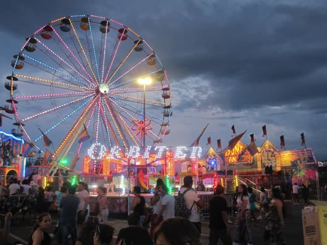 Meadowlands State Fair