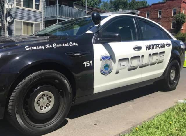 A man is in critical condition following a shoot-out with Hartford Police.
