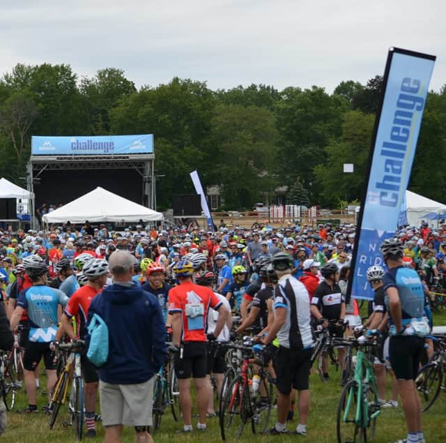 More than a thousand riders will take to the road in Fairfield County for the CT Bike Challenge.