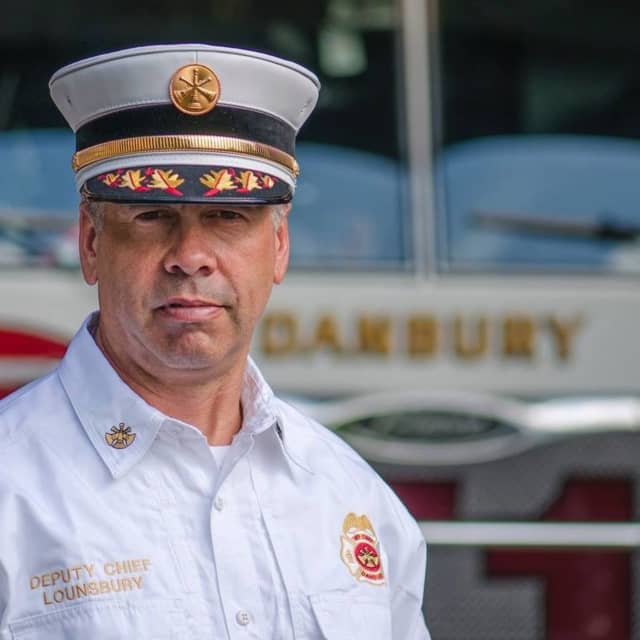 Deputy Chief Bill Lounsbury