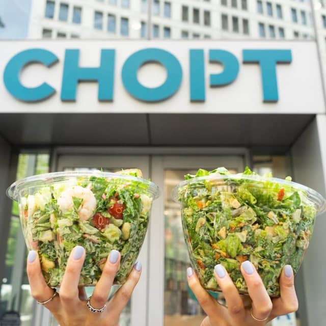 Chopt is coming to Bergen Town Center.