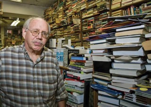 Jack Dunnigan, owner of Pickwick Books in Nyack.