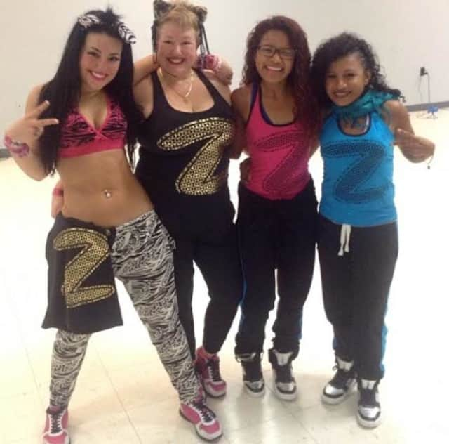 Ditch the workout and join the party Monday evenings in Paterson.