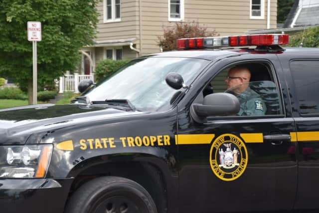 New York State Police busted several drivers for alleged DWI in the Hudson Valley.