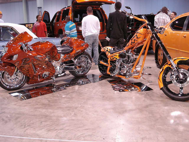 The Closter Lions Club will host a car and motorcycle show.