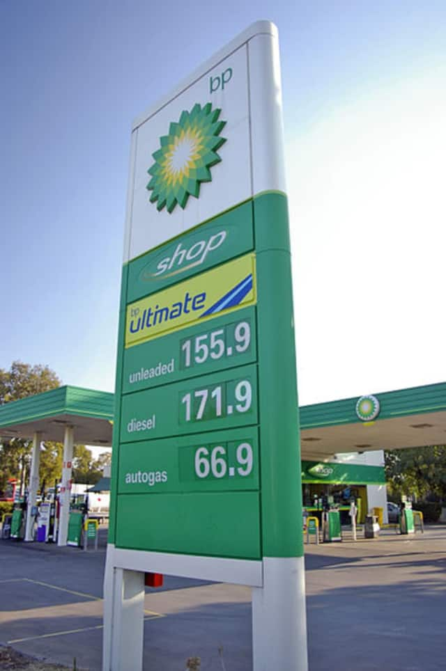A BP gas station in Elmwood Park sold a $50,000 lottery ticket.