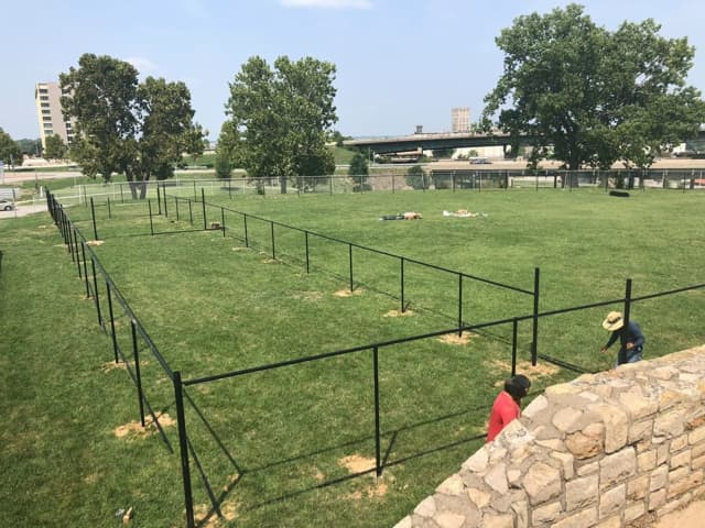 A dog park similar to this one will be opening in Passaic.